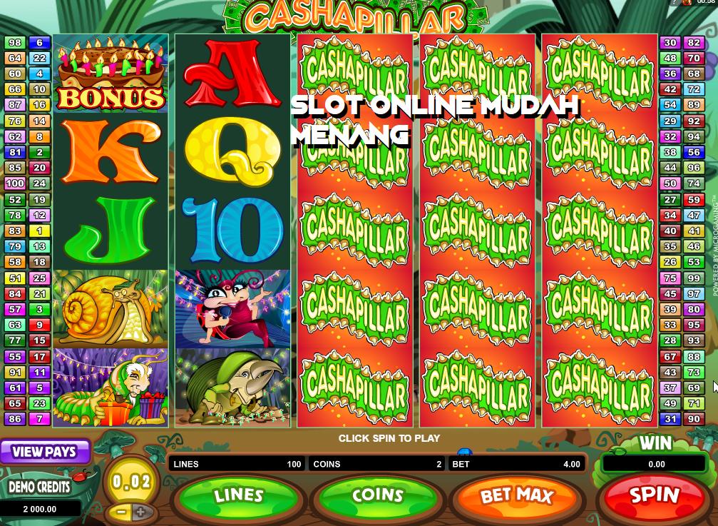 Beruntungnya Di Situs Judi Slot Online Mudah Menang