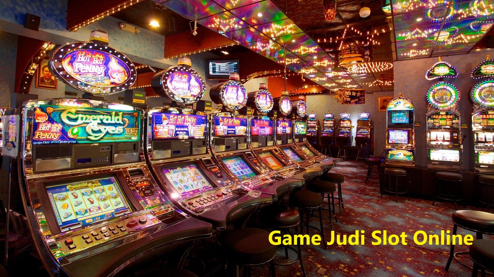 Memainkan Game Judi Slot Mesin Online Dengan Jackpot Besar